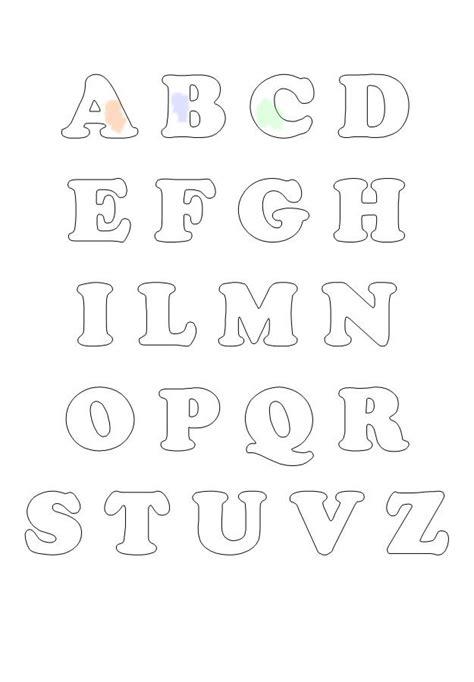 lettere alfabeto e numeri da stare e colorare 1000 idee su grandi lettere su fai da te 19415