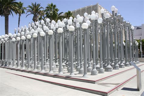 light museum los angeles lacma los angeles county museum of art installations