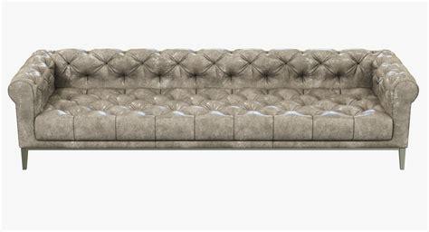 restoration hardware chesterfield sofa restoration hardware italia chesterfield leather sofa 3d