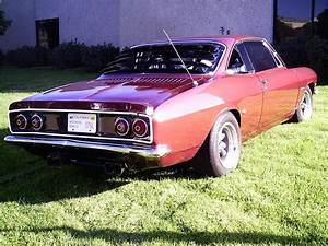 1966 Chevrolet Corvair V-8 Coupe