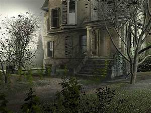 Fantasy and Dreams: Real Haunted Houses