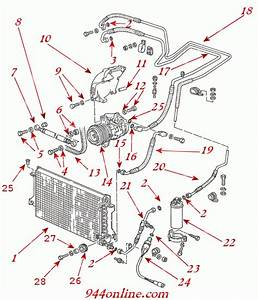 944 Porsche Ac Wiring Diagram