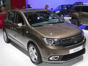 Dacia 2017 : 2017 dacia sandero car wallpaper ~ Gottalentnigeria.com Avis de Voitures