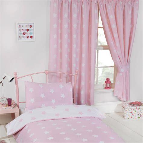 vorhänge für kinderzimmer junge rosa und wei 223 sterne ges 228 umte vorh 228 nge kinder schlafzimmer 168cm x 183cm 168cm ebay