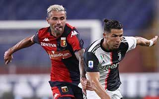 Clip bàn thắng, highlight trận Genoa vs Juventus