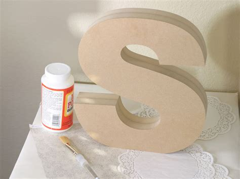 Letter O Home Decor : New! Standing Wooden Letters