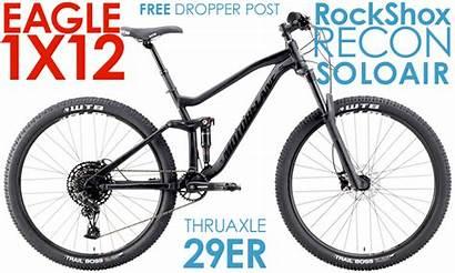 Suspension Eagle Mountain Bikes 29er Motobecane Comp