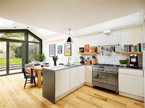kitchen island extensions the 25 best l shaped kitchen extension ideas on 1908