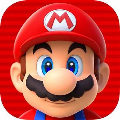 Mario Super Run Date Icon Mobile Nintendo