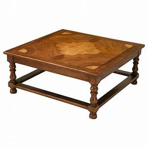 french designed square coffee table for sale at 1stdibs With square coffee tables for sale