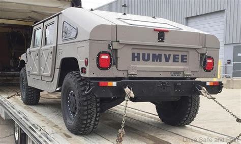 Humvee C Series Price by Hummer H1 Resurrected For Usd60 000 In China Drive