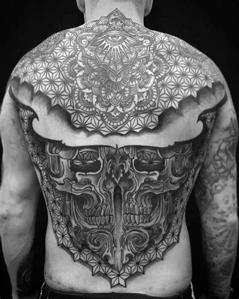 70 Mandala Tattoo Designs For Men - Symbolic Ink Ideas