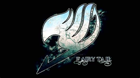fairy tail logo wallpapers hd wallpaper cave