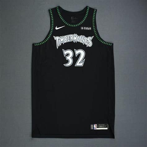 Karl Anthony Towns Minnesota Timberwolves Jerseys Nike