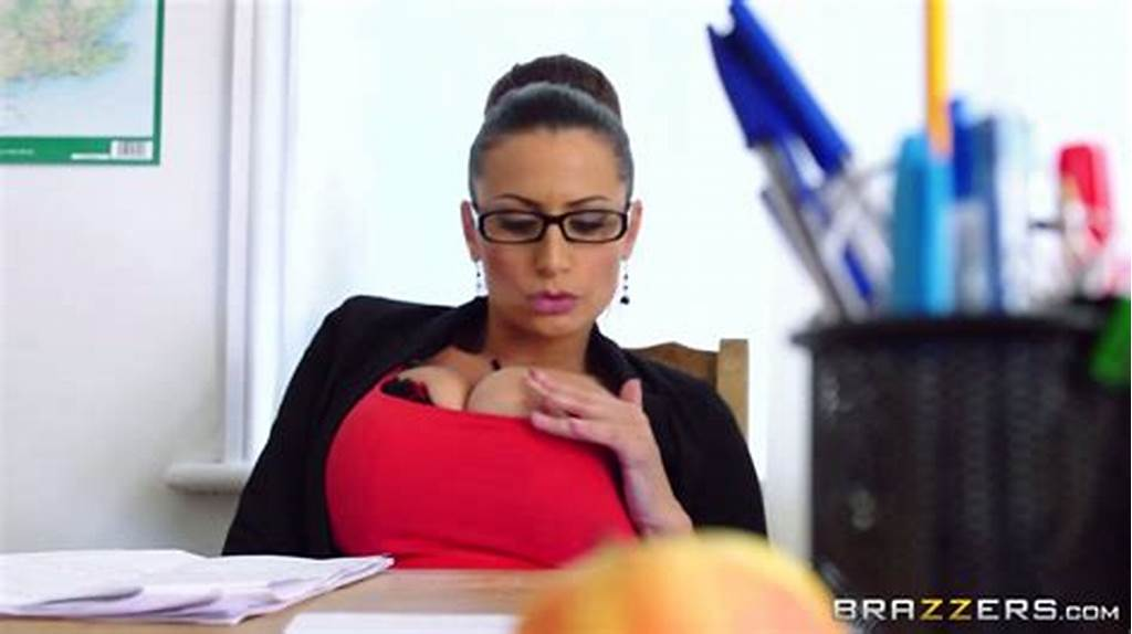 #Strict #Busty #Teacher #Sensual #Jane #Gets #Screwed #By #Student #Boy