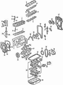 Engine For 1997 Pontiac Sunfire