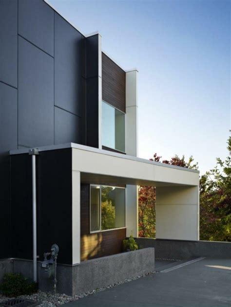 Moderne Häuser Schwarz by 42 Bilder H 228 Usern Moderne Fassade Archzine Net