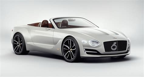 Bentley Car : Bentley Says It Won't Build Any Sports Cars As The Segment