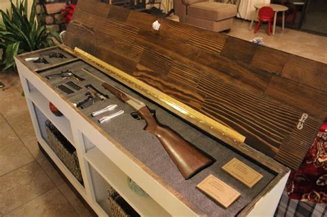 Bookcase Gun Safe by Best Gun Concealment Furniture To Keep Deadly Weapons Secure
