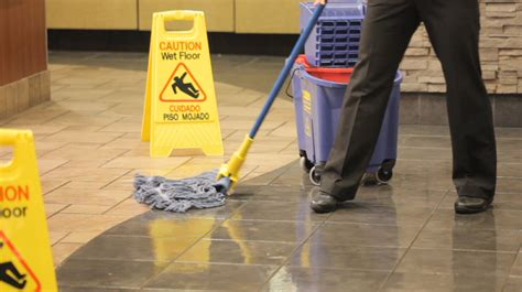 mopping floor proper cleaning techniques for safe and spotless floors century products llc