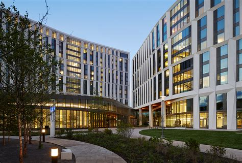 University Of Chicago Opens Campus North Residential