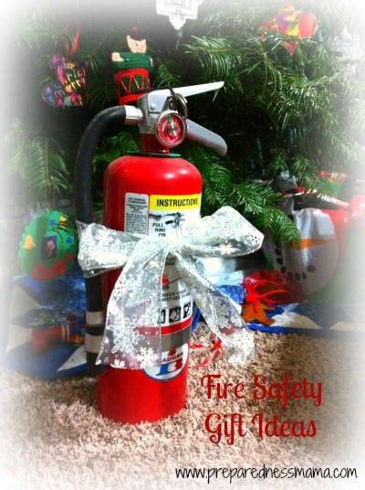 prepared  christmas fire safety gifts preparedness mama