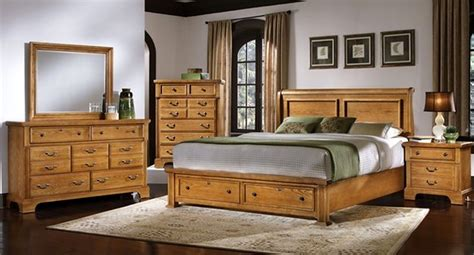 13 choices of solid wood bedroom furniture interior design inspirations