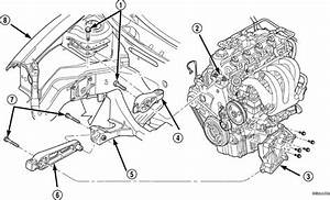 2005 Dodge Neon Sxt Engine Diagram : i had replace passenger side engine mount as well as both ~ A.2002-acura-tl-radio.info Haus und Dekorationen