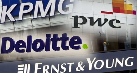big  accounting firms generate   global