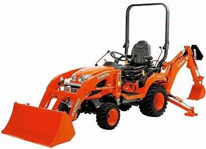 Kubota Bx Tractors Series Backhoe Tractor Compact