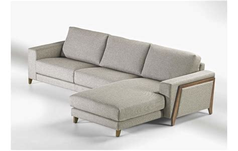 Loveseat With Chaise Lounge by Sofa With Chaise Lounge Santana