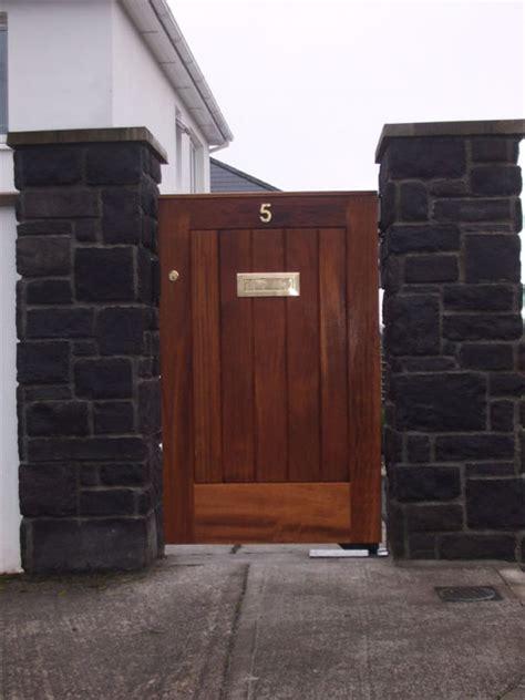 hardwood gates timber gates wooden gates gates teak