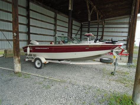 1998 Princecraft Fishing Boat by 1998 Princecraft Pro 166 Outside Ottawa Gatineau Area Ottawa