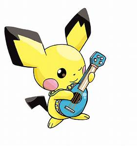 pokemon ukulele pichu images