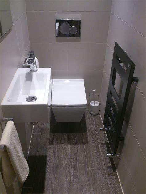 Designer Bathroom Tile by Cloakroom With Designer Tile Modern Zehnder Radiator