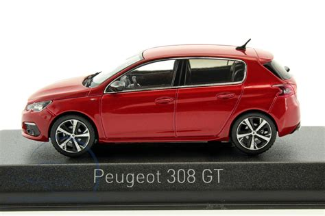 peugeot models by year peugeot 308 gt year 2017 red 473815 ean 3551094738159