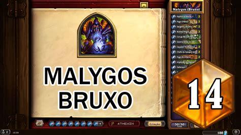 hearthstone malygos bruxo decks do hs 14 youtube