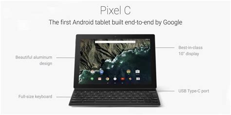 s new pixel c tablet takes aim at the pro