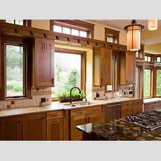 Large Kitchen Window Treatments Hgtv Pictures & Ideas