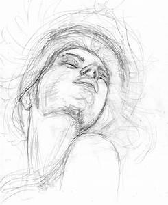 Kunst Zeichnungen Bleistift : drehung skizze zeichnungen skizze drehung von grischa bei kunstnet ~ Yasmunasinghe.com Haus und Dekorationen