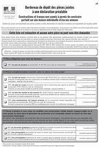 Exemple Déclaration Préalable Abri De Jardin : declaration prealable de travaux chassis ~ Louise-bijoux.com Idées de Décoration