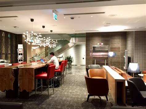Air Canada Maple Leaf Lounge Reviews & Photos