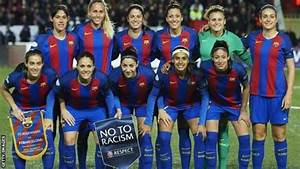 Barcelona says it plans to have a team in NWSL