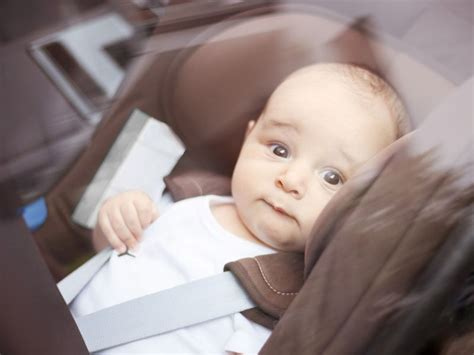 Bringing Baby In A Lyft, Uber? Child Car Seats Are Rarely