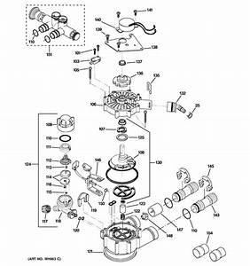 Ge Gnsm48f03 Water Softener Parts