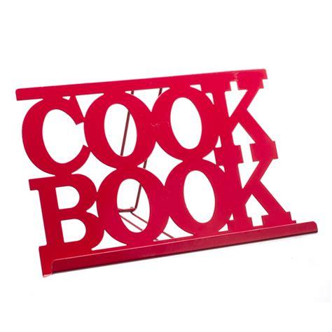 support pour livre de cuisine porte livre de cuisine en métal maison futée