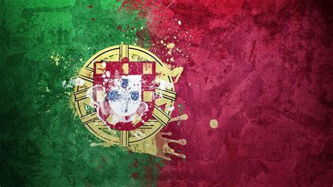 Weltcup Portugalflag Hd Desktophintergrund Widescreen