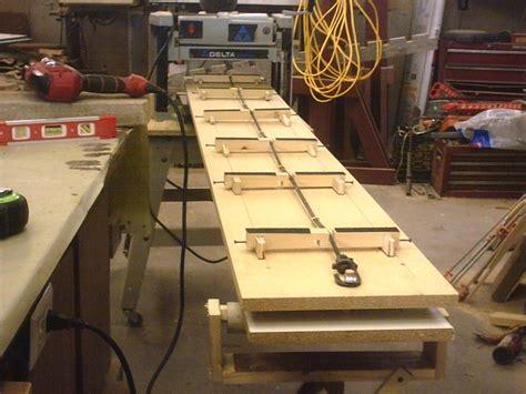 chargers planer sled  wood whisperer