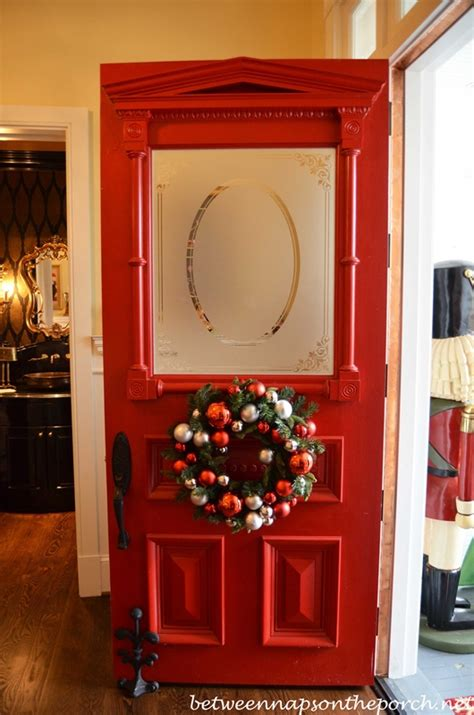 governor roy  marie barnes home decorated  christmas