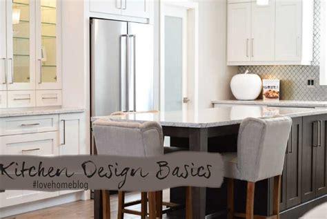 basics of kitchen design the basics of kitchen island